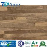 Étage imperméable à l'eau de PVC de planches de plancher de vinyle de cliquetis de PVC de 100%