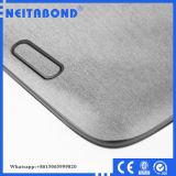 Panneau composé en aluminium de balai de l'extérieur 3mm 4mm (panneau d'ACP)