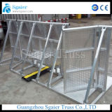 Ereignis Support Services Concert Crowd Control Barrier Barrier mit Free Logo Temporary Barrier