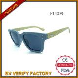 F14398 China Hersteller-Bambus armiert Sonnenbrillen, FDA