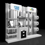 Eletrodomésticos de madeira prateleira de exibição, Display Stand