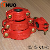 Fire Protection System를 위한 홈이 있는 Pipe Fittings 300psi Rigid Coupling