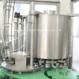 Línea de embotellamiento de relleno automática del agua de soda cadena de producción para las latas
