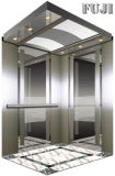Cabina con Double Sided Mirror Passenger Elevator/Lift