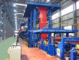 La ligne d'enduit en acier de couleur de bobine de bande de la technologie la plus neuve