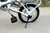 велосипед 12 '' малый детей стальной рамки свинцовокислотной батареи складной складывая электрический миниый