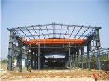Gruppo di lavoro Pre-Costruito della costruzione della fabbrica dell'acciaio per costruzioni edili