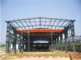 De pre Workshop van de Bouw van de Fabriek van het Structurele Staal