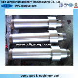 Customized Stainless / Carbon Steel CNC Machinery / Usinage Part