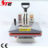 Hot Selling Shaking Head Máquina de transferência de calor 40 * 50cm Corea Swing Away Head Heat Press Machine Hot Foil Stamping Machine