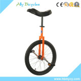 1개의 바퀴 곡마 자전거가 관례에 의하여 16 인치 바퀴 외바퀴 자전거 농담을 한다
