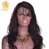 Indian Body Wave Cabelo Perucas Full Lace Perucas de cabelo humano para mulheres negras Reluzente de cabelo perucas de cabelo humano Perucas de renda de renda com cabelo de bebê
