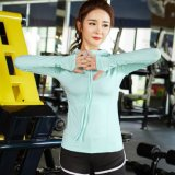 Wholesale Women' S Fitness Long Sleeves Gym Running Clothing Yoga
