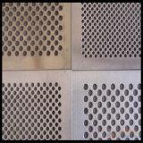 Плиты металла нержавеющей стали SUS304 Perforated