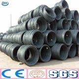 건축을%s SAE1008 6.5mm 낮은 탄소 철강선 로드