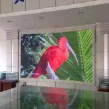 Visualización de LED de interior a todo color de la pantalla de P4 LED para la etapa