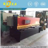 De Scherende Machine van de plaat met H13 Blad voor Scherp Roestvrij staal