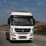Beiben usar el motor 380HP de Weichai carro de la pista del alimentador de 50 toneladas