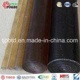 透過PVC棒固体プラスチック棒のあたりで突き出される
