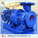 La fin centrifuge horizontale de servocommande de moteur électrique a accouplé la pompe à eau de Monoblock