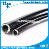 Boyaux industriels de tresse de fibre de SAE R7