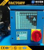 機械装置Uesdに携帯用P52を作るゴム製製品販売のための油圧ホースのひだが付く機械