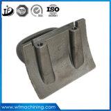 Fundición Fundición OEM Wrongt arena de hierro de fundición de piezas de fundición de arena Qt400 GGG40