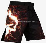 Shorts su ordinazione di inscatolamento MMA di nuovo disegno, Shorts correnti
