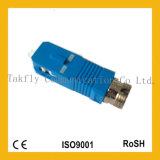 Het concurrerende Mannetje aan Vrouwelijke Sm/mm Sx/Dx kiest Adapter van de Vezel van de Wijze van de Wijze de Multi Simplex Duplex Optische Hybride uit