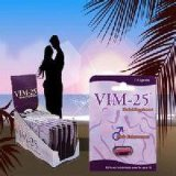 Vim 25 남자를 위한 초본 성 환약 남성 증진