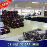 Subsistance chaude et couverture électrique de tissu non-tissé de vie saine