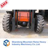 Gebildet Gelände Forklift Diesel Forklift im China-3ton Rough auf Sale