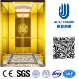 Лифт резиденции домашний с приводом AC Vvvf беззубчатым (RLS-234)