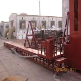高圧FRP水フィルター装置の水漕の巻上げ機械タンク型