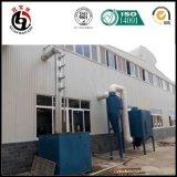 Betätigte Holzkohle, die Maschine in Nigeria herstellt