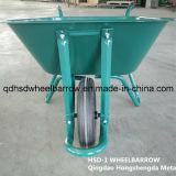 Brouette de roue de construction de Hsd