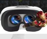De hete Hoofdtelefoon Vr van het Geval van Virtualreality van het Karton van Google van de Doos Vr 3D voor Slimme Telefoon