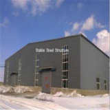 Fácil ensamblar el edificio ligero prefabricado de la estructura de acero