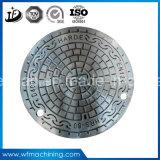 Coperchio di botola del pezzo fuso del ferro/sabbia di OEM/Custom per drenaggio del serbatoio settico