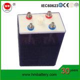 Ni-Tecnico di assistenza batteria al ferro-nichel della batteria 1.2V 700ah per l'applicazione del vento e solare di memoria di energia