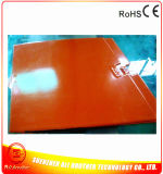 Chaufferette 935*758*3mm en caoutchouc de silicones de chaufferette de vulcanisateur
