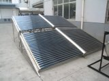 No presurizadas vacío de Split Tubo solar del géiser