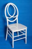 Cadeira branca do casamento de Phoenix do policarbonato por atacado da alta qualidade