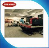 6 Tür-Handelsküche-Kühler-Kühlraum