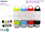 2016 Nouveau brevet imperméable à l'eau bouteille de vélo en plein air Blue Tooth Speaker