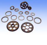 Pièces d'auto métallurgiques de poudre de qualité avec la conformité d'OIN