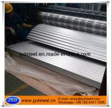 Hoja de acero acanalada del material para techos para la construcción