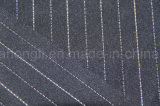ヤーンによって染められるファブリック、しまのあるT/Rファブリック、230GSM、63%Polyester 34%Rayon 3%Spandex