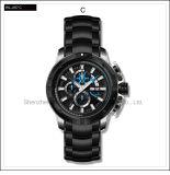 高レベル自動スイス人の腕時計のスポーツのシリコーンの腕時計男性用腕時計