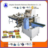 Máquina de embalagem de fluxo horizontal Ice-Lolly